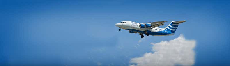 Ellinair flights