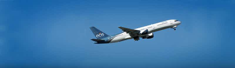 eos airlines flights