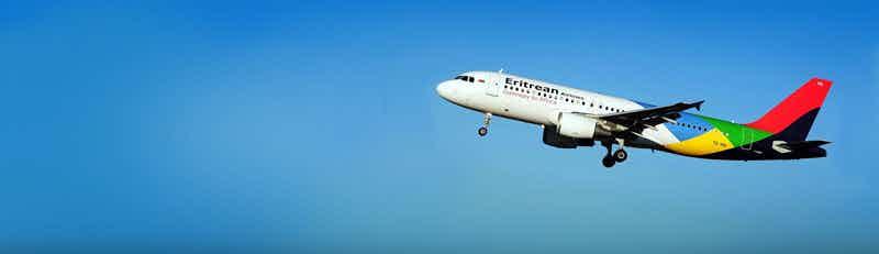 Eritrean airlines flights
