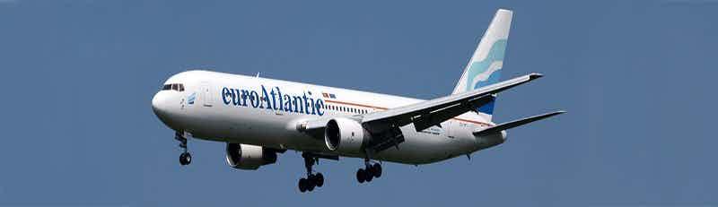 EuroAtlantic Airways flights