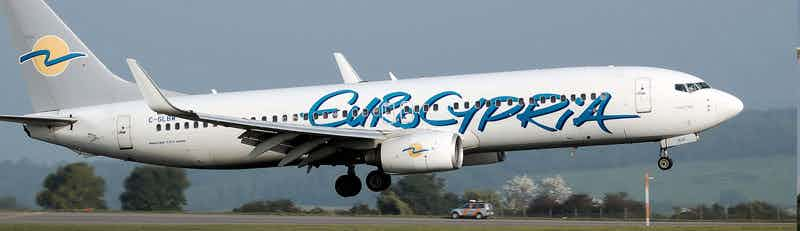 Eurocypria Airlines flights
