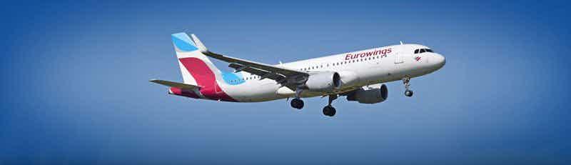 Eurowings flights