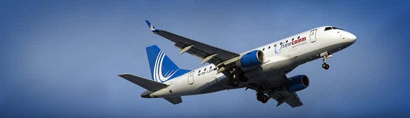 finncomm airlines flights