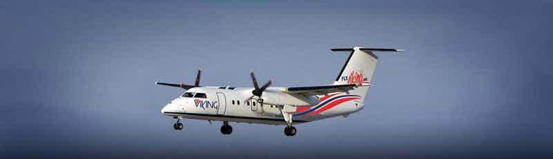 FlyViking flights