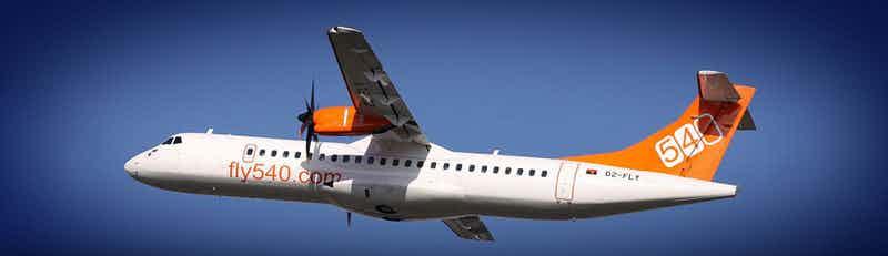 Fly540 flights