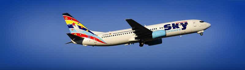 German Sky Airlines flights