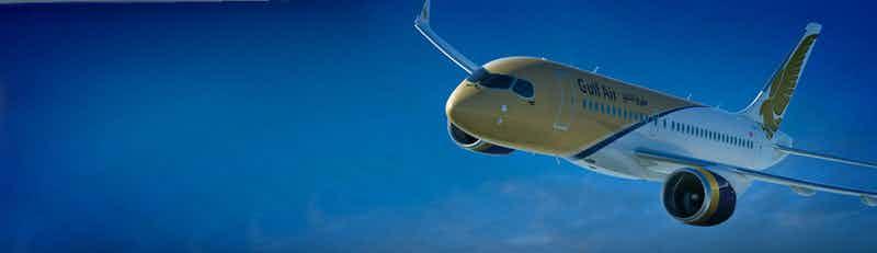 Gulf Air flights