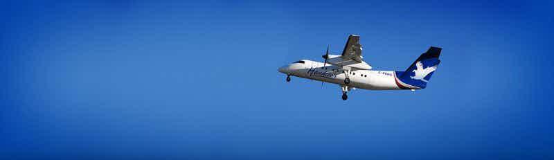 hawkair flights