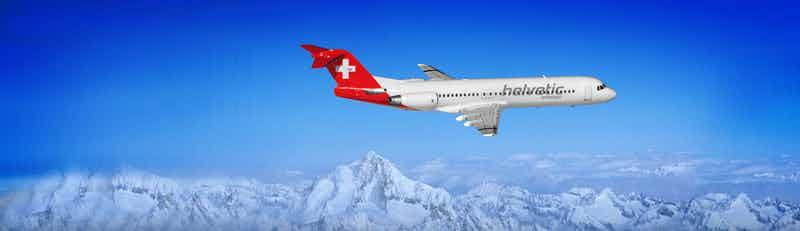 Helvetic Airways flights