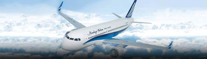 Himalaya Airlines flights