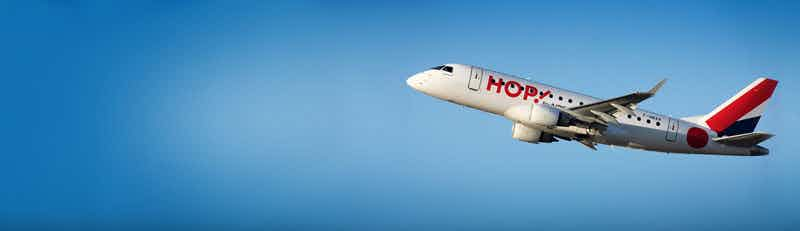 HOP! flights