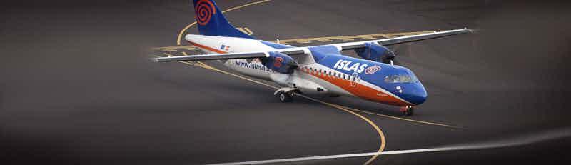 islas airways flights