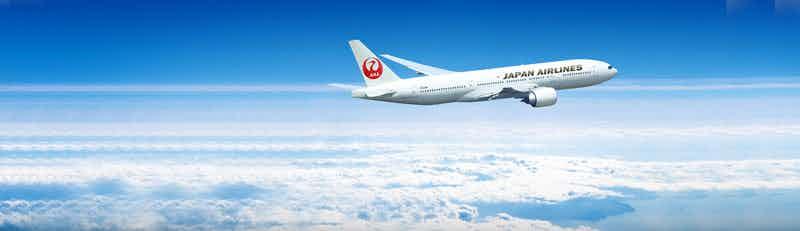 Japan Airlines flights
