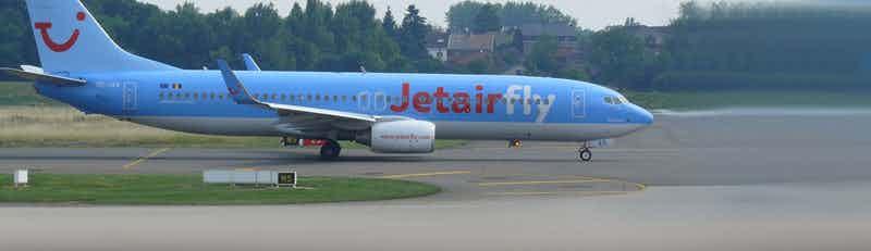 Jet Air flights