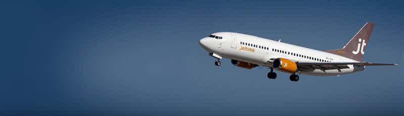 Jet Time flights