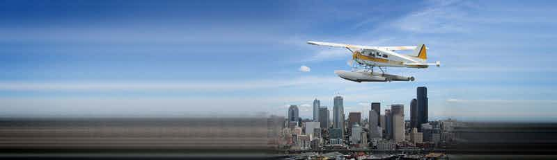 Kenmore air flights