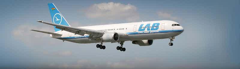 lab airlines flights