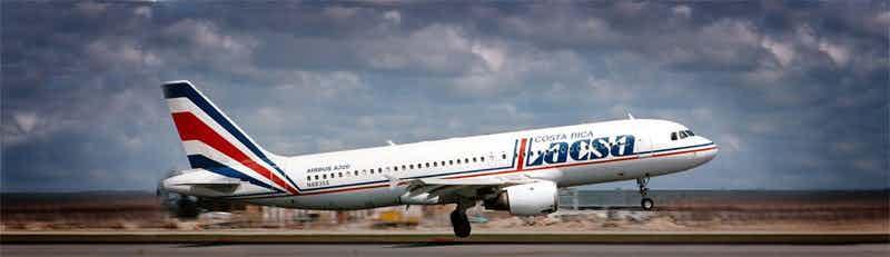 LACSA Costa Rica flights