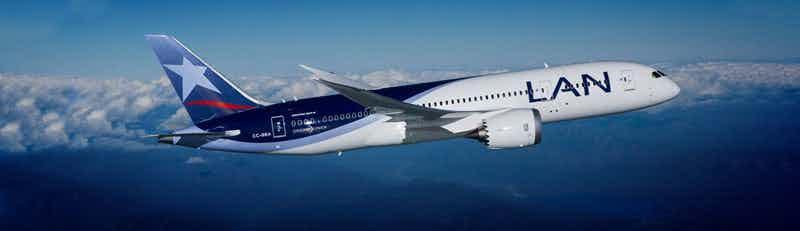 LAN Airlines flights