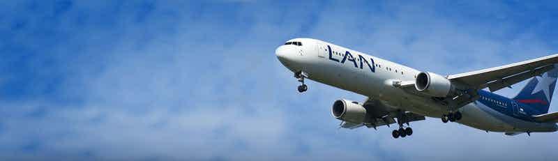 LAN-Ecuador flights