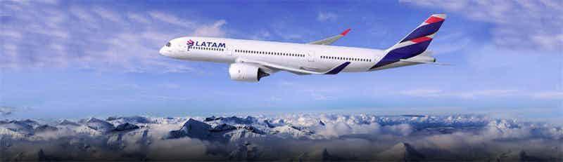 LATAM Airlines Perú flights