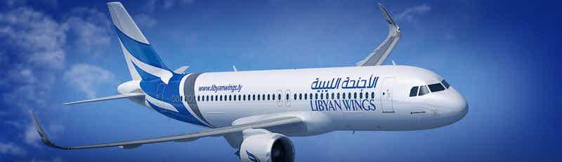 Libyan Wings flights