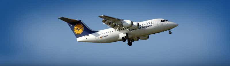 Lufthansa CityLine flights