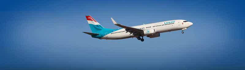 Luxair flights
