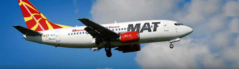 macedonian airlines flights