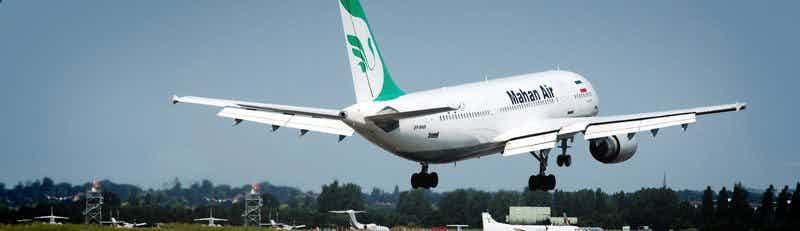Mahan Air flights