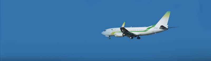 Mauritania Airlines International flights