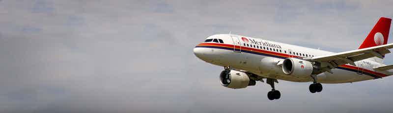 Meridiana flights
