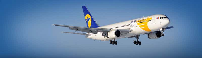 MIAT flights