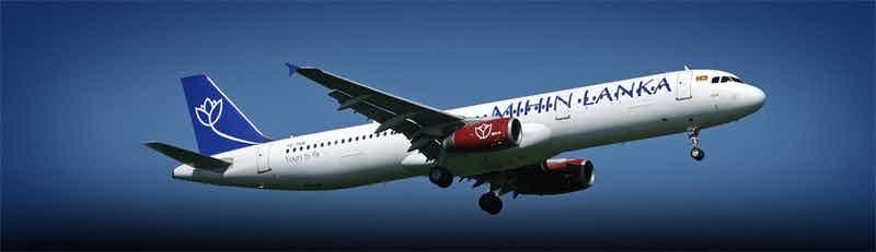Mihin Lanka flights
