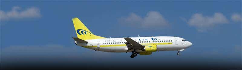 Mistral Air flights