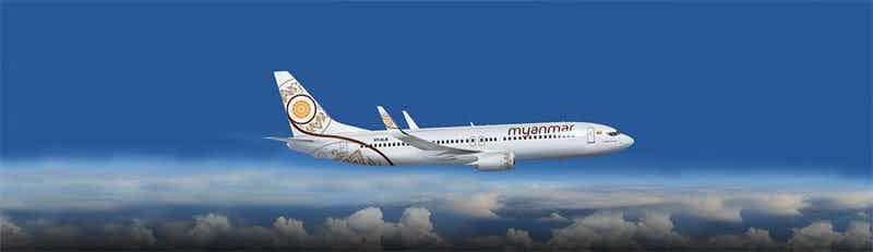 Myanmar National Airlines flights