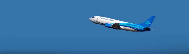 Nauru Airlines flights
