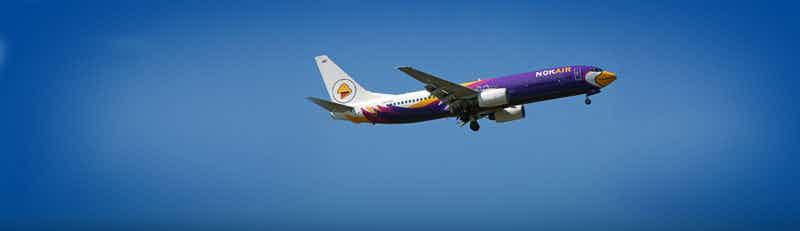 Nok Air flights