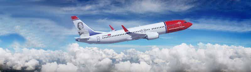 Norwegian flights