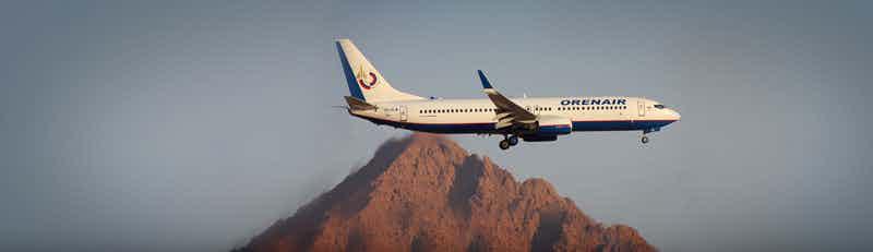 Orenair flights