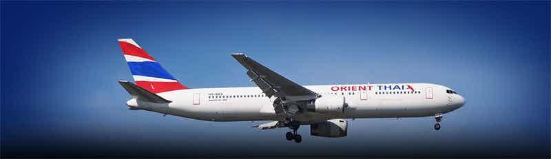 Orient Thai Airlines flights