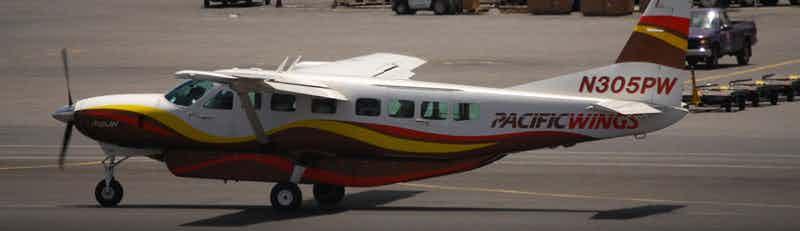 Pacific Wings flights
