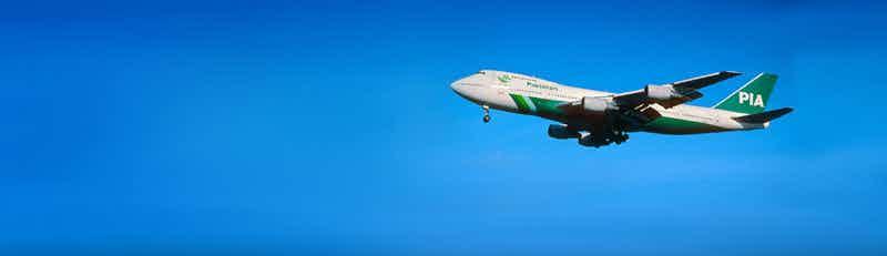 Pakistan International Airlines flights