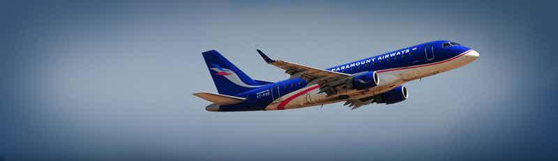 paramount-airways flights