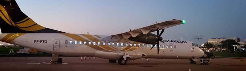 Passaredo Linhas Aéreas flights