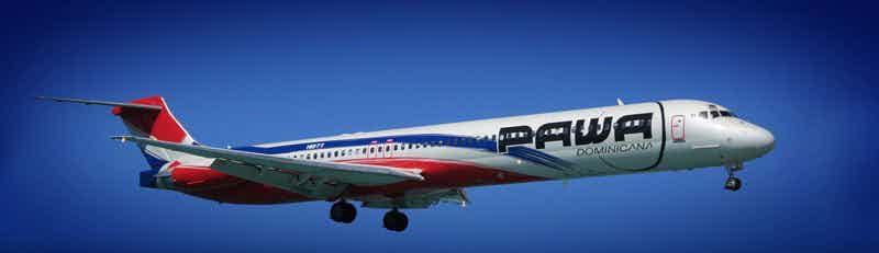 PAWA Dominicana flights