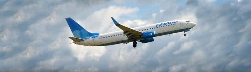 Pobeda Airlines flights
