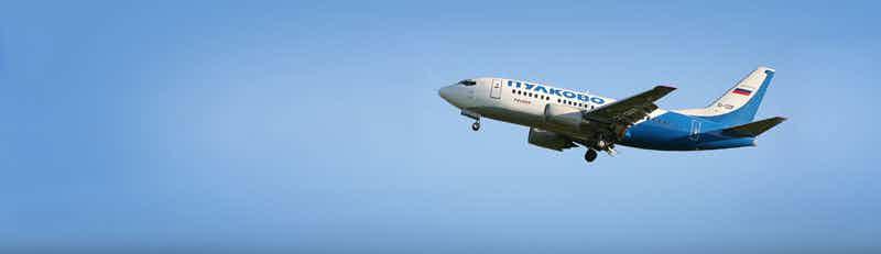 pulkovo flights