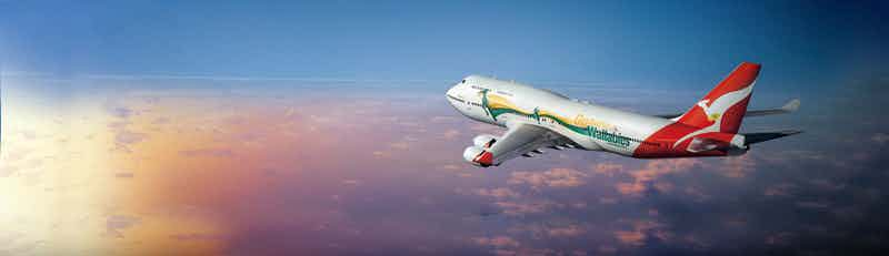 Qantas Airways flights
