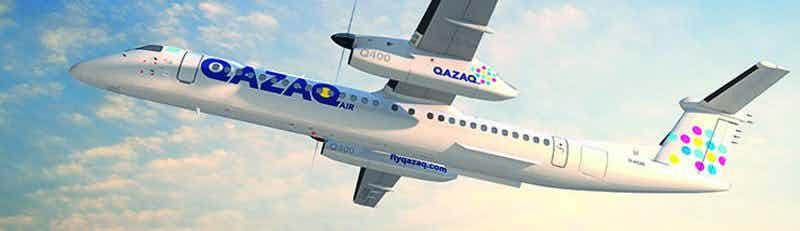 Qazaq Air flights